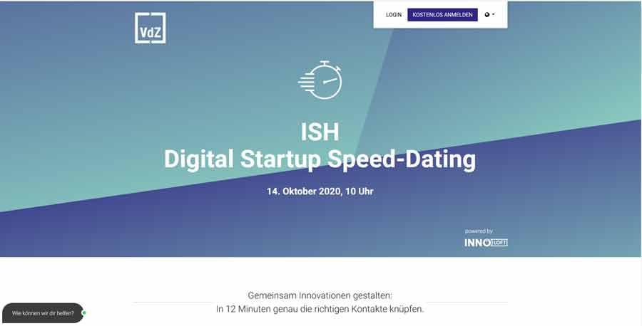 Kostenlose online-speed-dating
