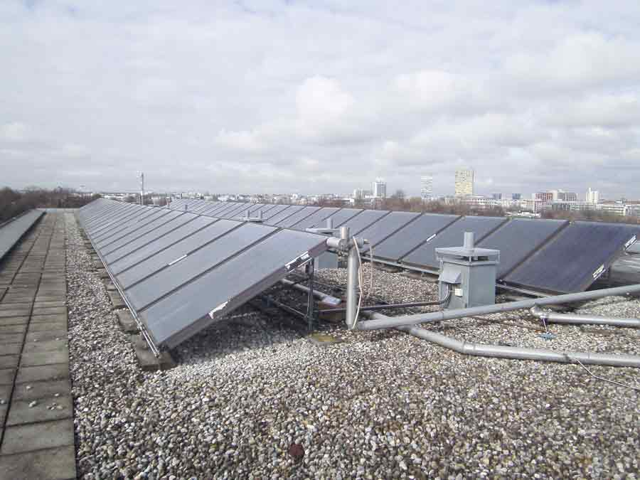 Das Projekt Wies Nach, Dass Solaranlagen Technisch In Der Lage Sind, 20  Jahre Und Länger Einen Konstant Hohen Solarertrag Zu Liefern.