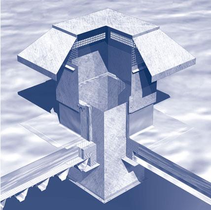 Dunstabzugshaube Abluft Über Dach 2021