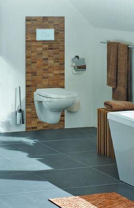 Gut bekannt Quadratur mit Kreisen WC-Betätigungsplatten: Individuell JJ17