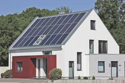 solardächer ohne ziegel