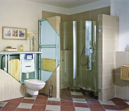 Planen und bauen ohne Hindernisse | IKZ | {Bodengleiche dusche ohne tür 28}