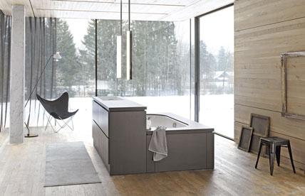 quadratisch praktisch bunt neuheiten und trends bei badm beln und accessoires ikz. Black Bedroom Furniture Sets. Home Design Ideas