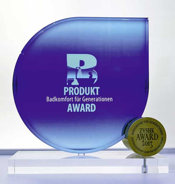 Zvshk Award Geht An F Nf Hersteller Badprodukte F R
