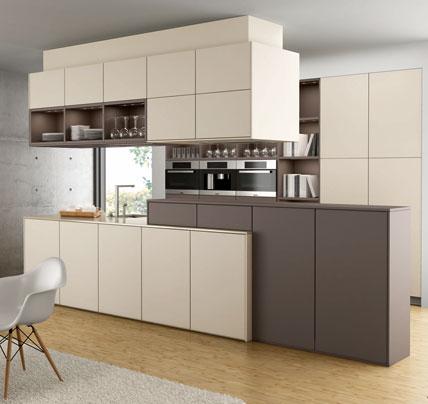Leicht Küchen AG: <br>Akzente durch Farbe und Form | IKZ