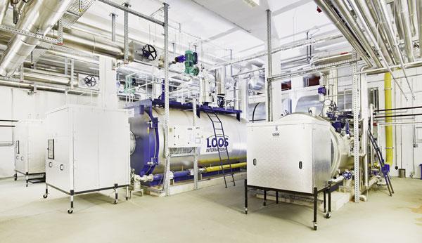 Steigerung der Energieeffizienz in Industrie- und Großanlagen - Zwei ...
