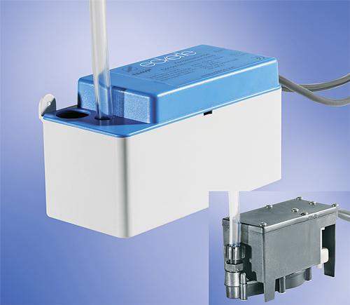 Gut bekannt Kondensat zuverlässig und unauffällig ableiten - Marktübersicht XY61