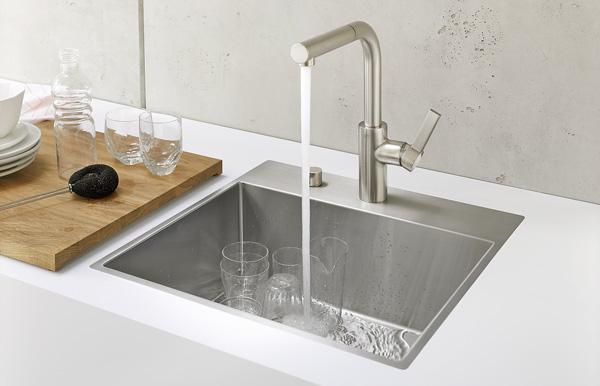 Großartig Profis an der Spüle - Bei Küchenarmaturen kommt es auf die Details  XF97