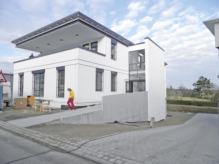 Treppenhaus Planen planung und ausführung aus einem guss regnauer fertigbau