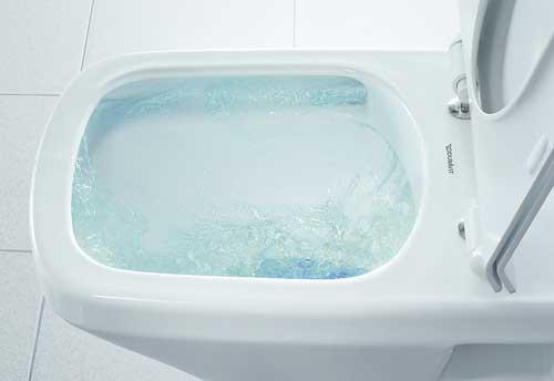 Sehr Gut Hygienisch spülen ohne Rand – Trends und Besonderheiten, Vor- und  OP47