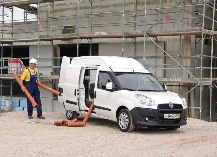 Jobmaschinen Nach Mass Fiat Doblo Maxi Xl Nissan Nv400 Mit