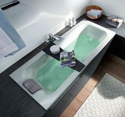 villeroy boch ag breites badewannenkonzept ikz. Black Bedroom Furniture Sets. Home Design Ideas
