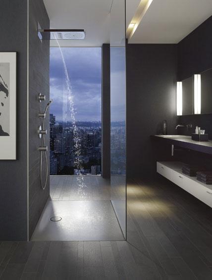 Bette Gmbh Co Kg Bodenebene Duschfläche Mit Seitlichem Ablauf Ikz
