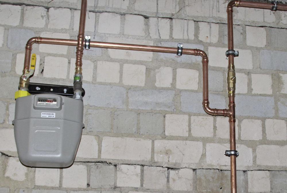Beliebt Handhabung mit Gas-Innenleitungen | IKZ XT27