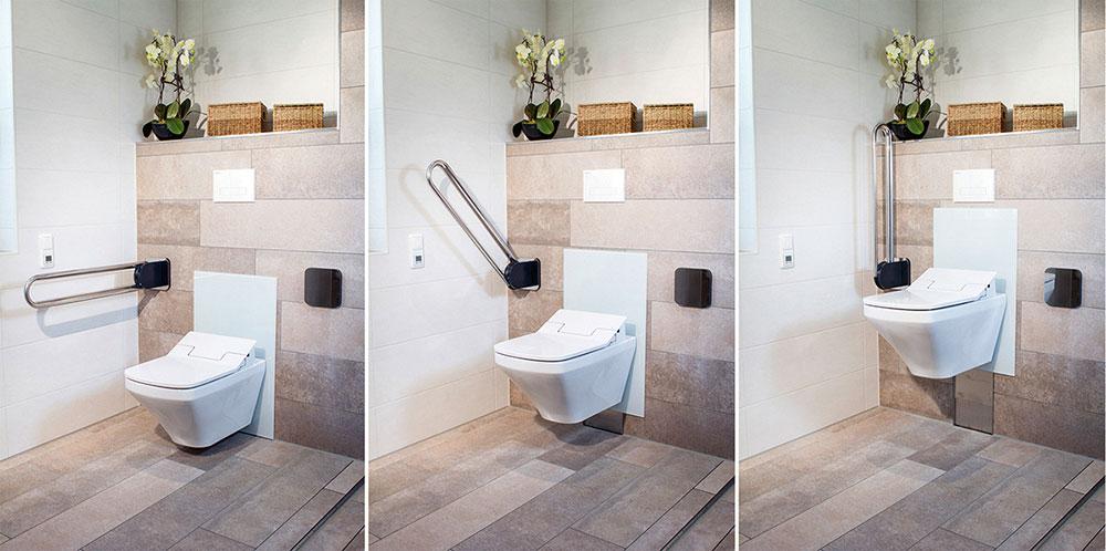 Auf die h he kommt es an ikz - Wand wc mit aufgesetztem spulkasten ...