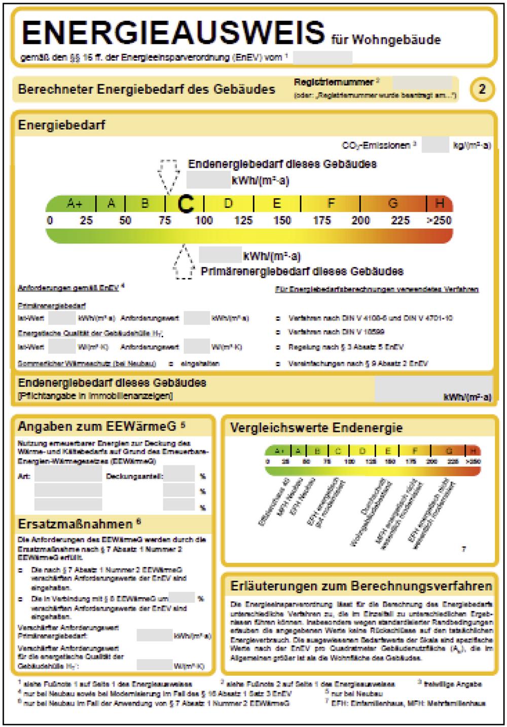 Energetische Qualitat Wird Wichtiger Novellierung Der Energieeinsparverordnung Enev 2014 Ikz