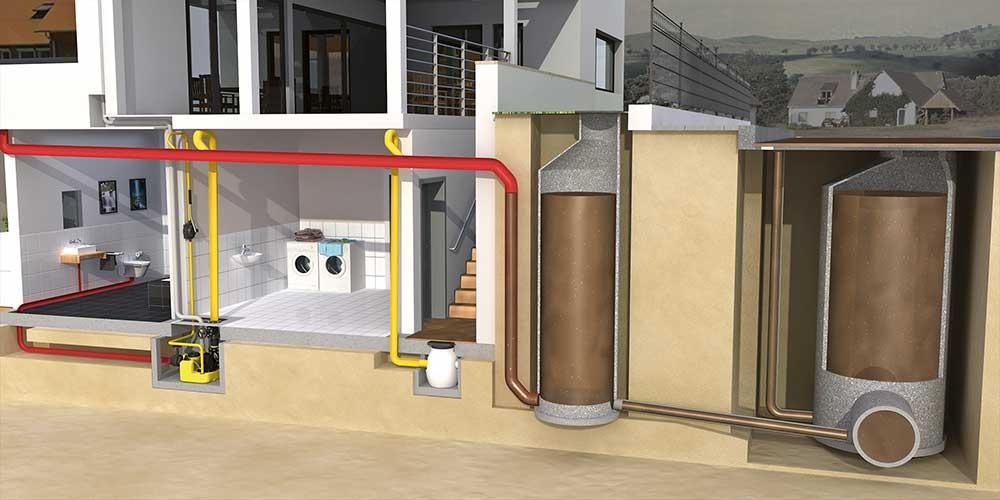 Stromfresser Abwasserhebeanlage Weit Gefehlt Ikz