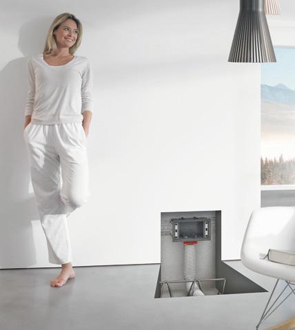 zehnder group deutschland neue luftdurchlassgeh use f r. Black Bedroom Furniture Sets. Home Design Ideas