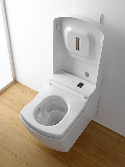 toto zur ish wc mit selbstreinigungseffekt ikz. Black Bedroom Furniture Sets. Home Design Ideas