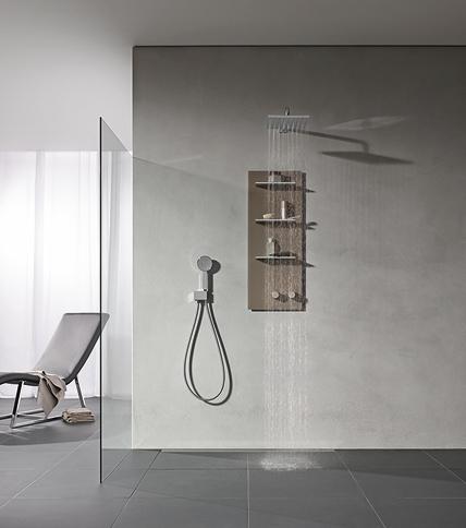 keuco zur ish armaturenpaneel f r die sinne ikz. Black Bedroom Furniture Sets. Home Design Ideas