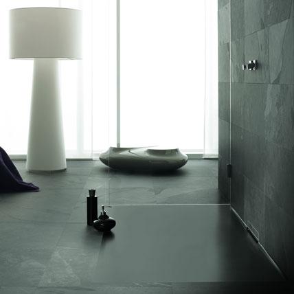 franz kaldewei gmbh co kg duschfl che mit wandablauf ikz. Black Bedroom Furniture Sets. Home Design Ideas