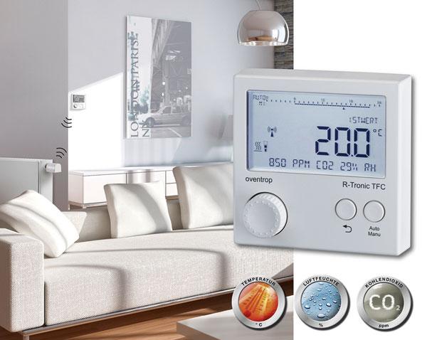 oventrop raumklima verbessern und energie sparen ikz. Black Bedroom Furniture Sets. Home Design Ideas