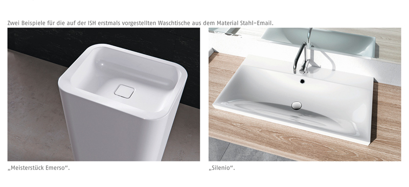 franz kaldewei neuer markenauftritt neues produktsegment neue designer ikz. Black Bedroom Furniture Sets. Home Design Ideas