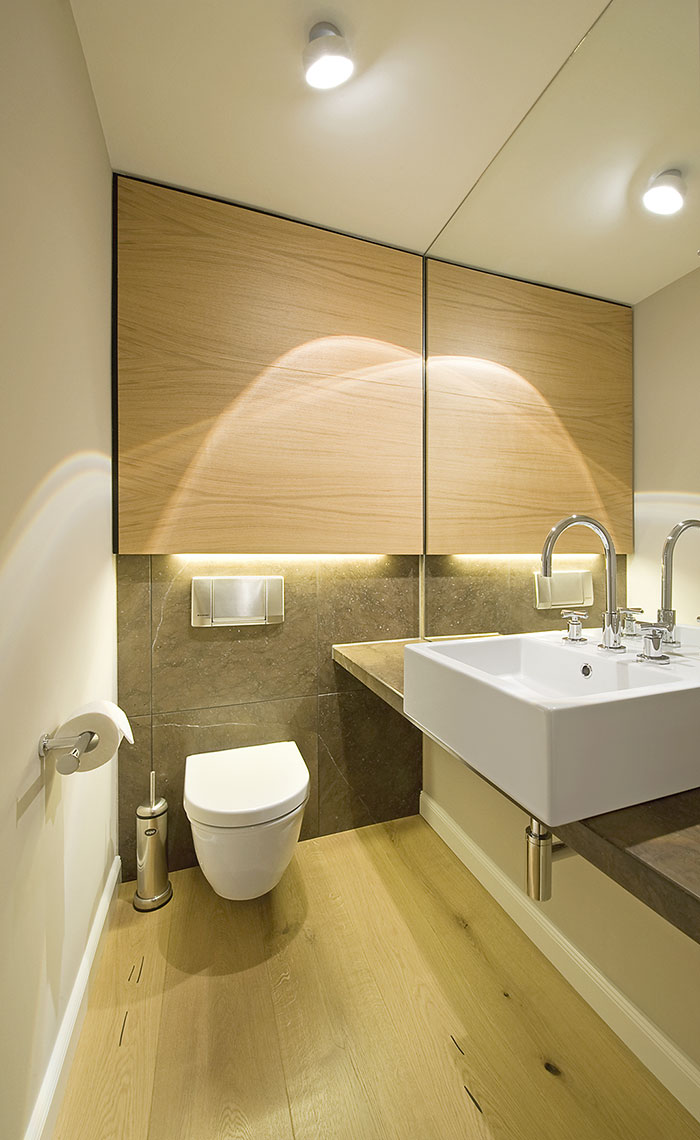 clevere l sungen f r das g ste wc ikz. Black Bedroom Furniture Sets. Home Design Ideas