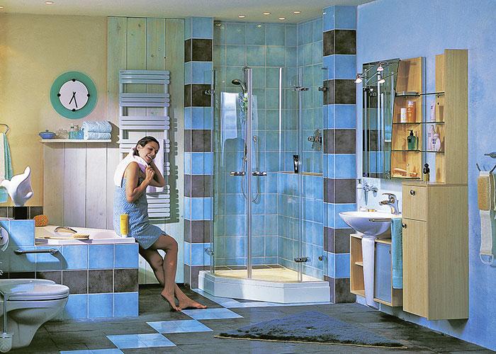 drei zimmer k che bad ikz. Black Bedroom Furniture Sets. Home Design Ideas