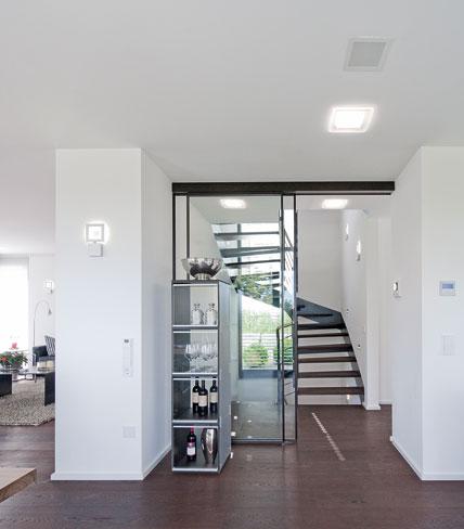 Leuchtendes Beispiel Br Stuttgarter Einfamilienhaus Wird Fast