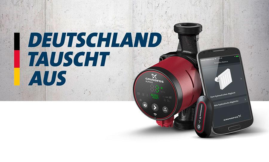 Grundfos liefert Pumpenlösung für das neue Förderprogramm ...