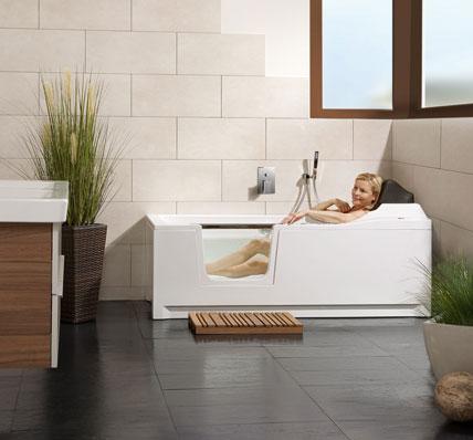 saniku gmbh badewanne mit sitz ikz. Black Bedroom Furniture Sets. Home Design Ideas