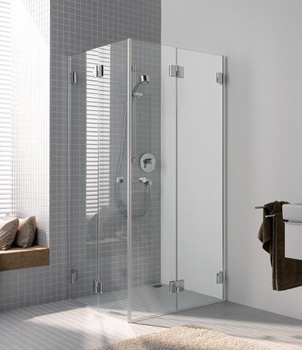 koralle sanit r produkte gmbh barrierefreie dusche f r kleine b der ikz. Black Bedroom Furniture Sets. Home Design Ideas