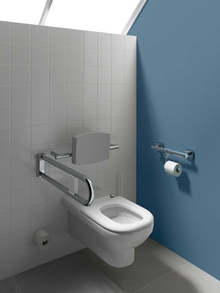 keuco gmbh co kg gestaltungsfreiheit f r barrierefreie b der ikz. Black Bedroom Furniture Sets. Home Design Ideas