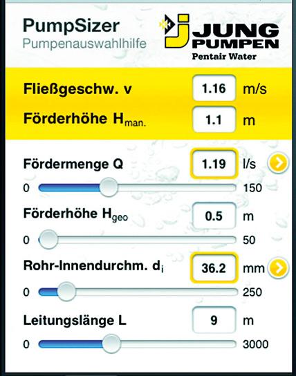 Jung Pumpen GmbH: <br>Schmutzwasserpumpenauslegung | IKZ
