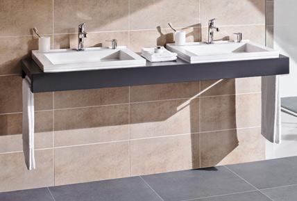romay ag waschtisch ohne sichtbaren siphon ikz. Black Bedroom Furniture Sets. Home Design Ideas
