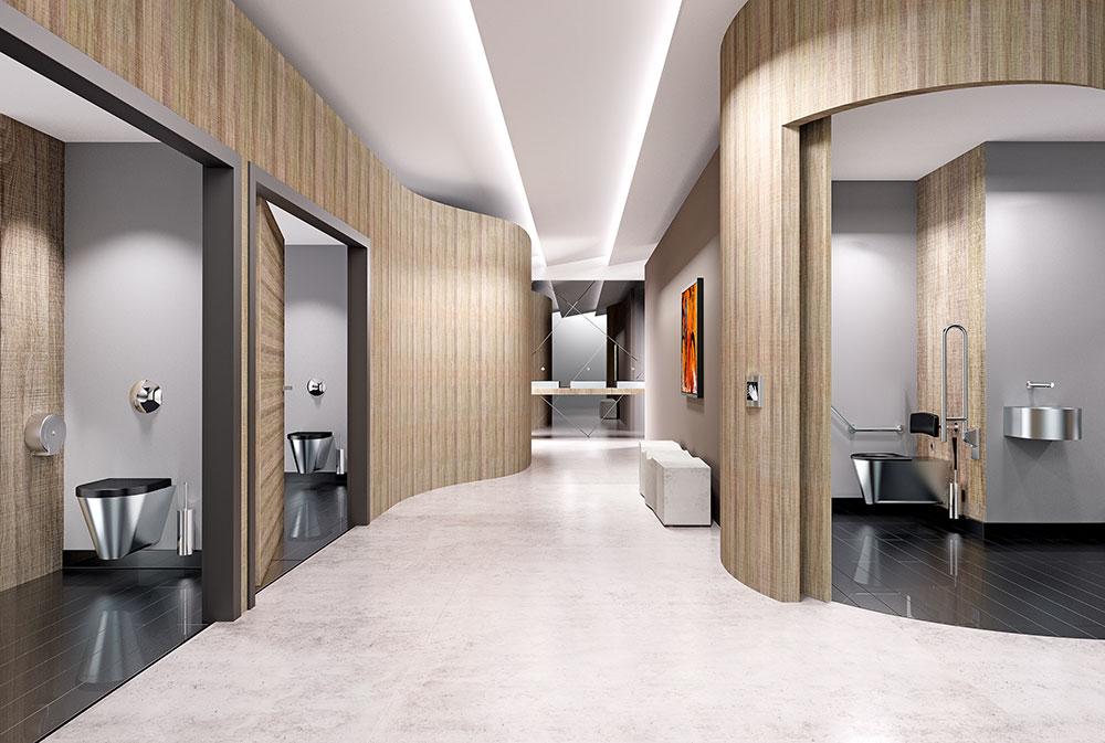 Sanitärausstattung  Design, Funktionalität und Sicherheit | IKZ