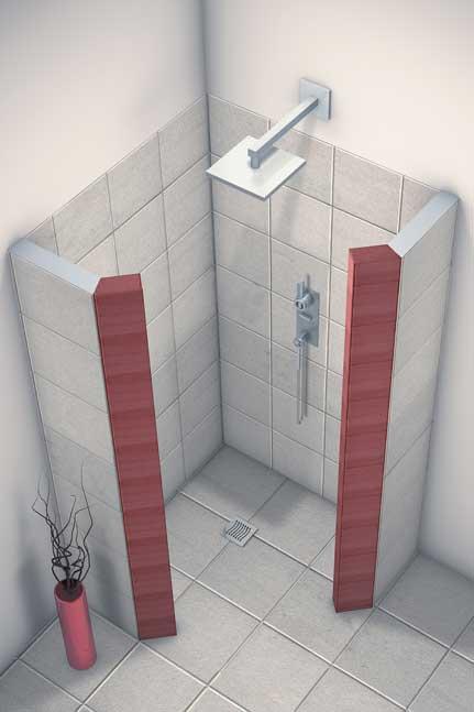 Fabulous PCI: Duschen auch für kleine Bäder | IKZ WB73