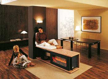 voll im trend moderne kamin fen ikz. Black Bedroom Furniture Sets. Home Design Ideas