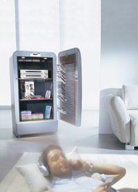 Bosch: Kult-Kühlschrank fürs Wohnzimmer | IKZ