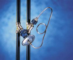 Strang-Differenzdruckregler zum hydraulischen Abgleich von Heizungssträngen
