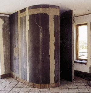 begehbare dusche schneckenform raum und m beldesign inspiration. Black Bedroom Furniture Sets. Home Design Ideas