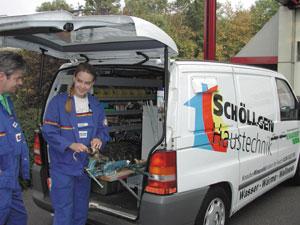 Schöllgen Haustechnik ikz haustechnik