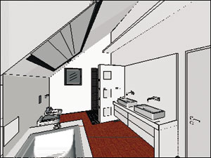 Die Planung Von Dachschrägen Sollte Zum Repertoire Einer Guten Software  Gehören.