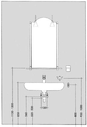 Badezimmerspiegel Hohe.Montage Nach Mass