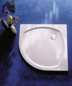 Duschwanne abfluss einbauen  So werden superflache Duschwannen professionell eingebaut