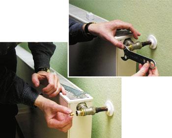Austausch Einer Stopfbuchse Bei Thermostatventilen