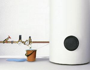 Ausdehnungsgefäße in Trinkwasseranlagen