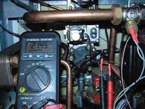 Störungsbehebung Bei Gas Wandheizgeräten