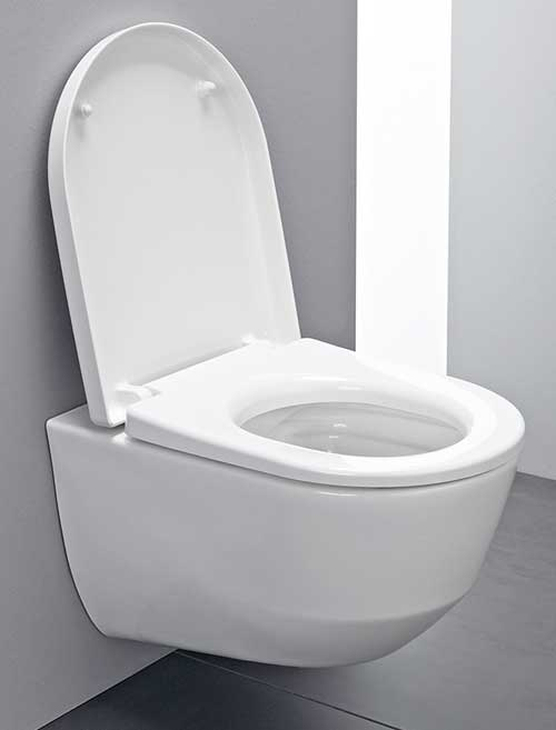 toilette ohne rand gallery of keramag u cuvette de wc profonde sans bord de rinage blanc alpin. Black Bedroom Furniture Sets. Home Design Ideas